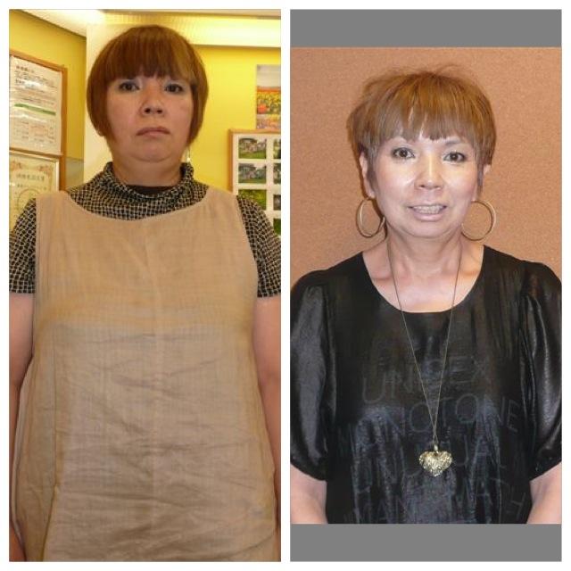 kazuko_diet_before&after