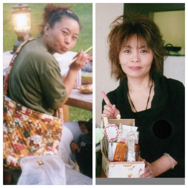 mayumi_diet_before&after